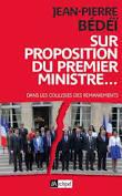 Sur proposition du Premier Miniistre - Jean-Pierre Bédéï