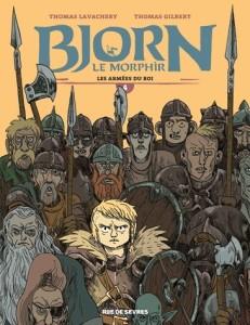 bjorn - tome 4 (bd)